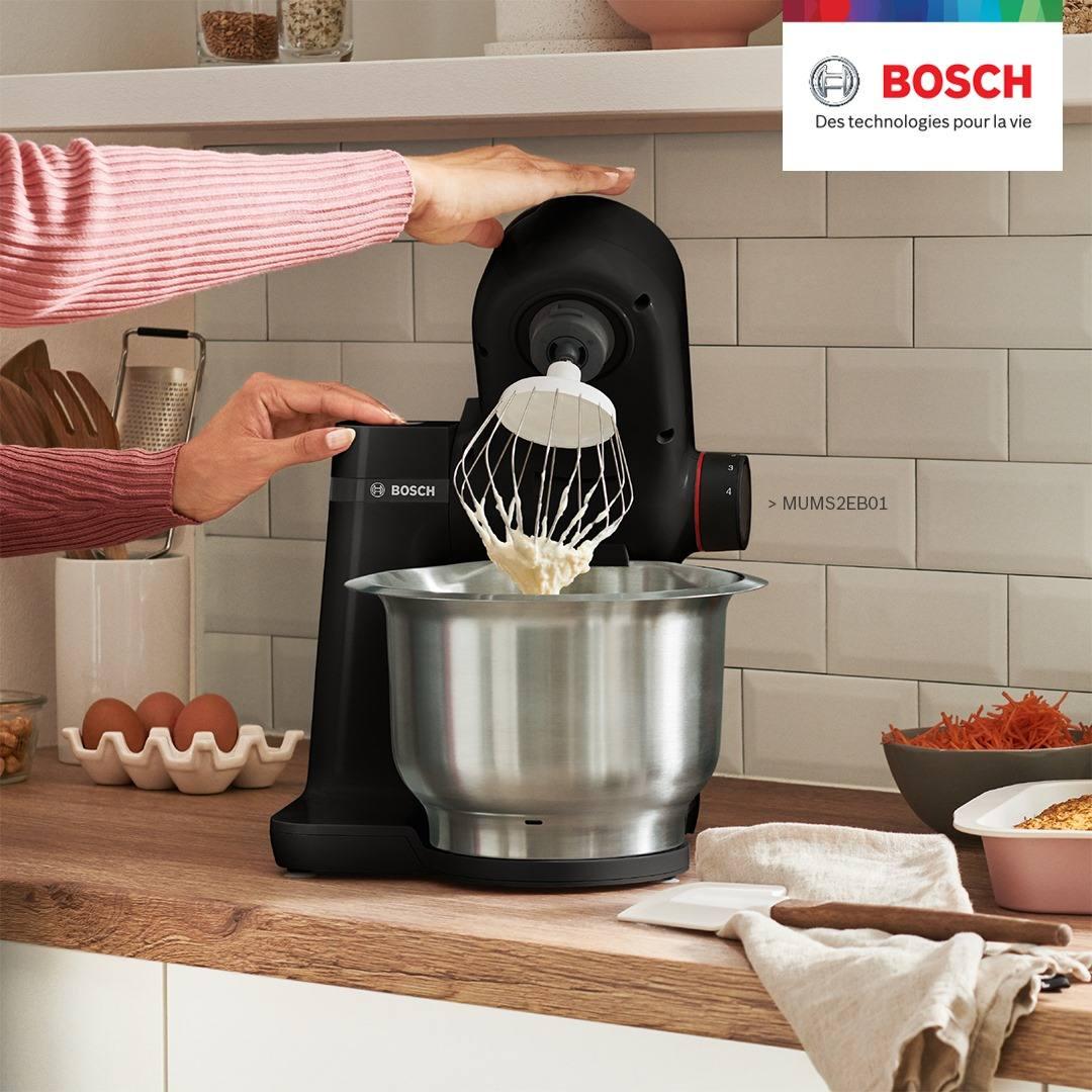 Offre Bosch Maroc Bosch MUMS2EB01 Pâtissez Maison